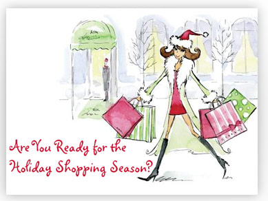 Are You Ready for the Holiday Shopping Season?